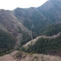 Photos: 鳥屋待沢から見た鐘ヶ嶽?