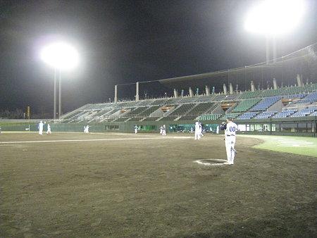 おじサンダース保土ヶ谷硬式野球場1