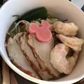 夏の涼麺、最後かな。
