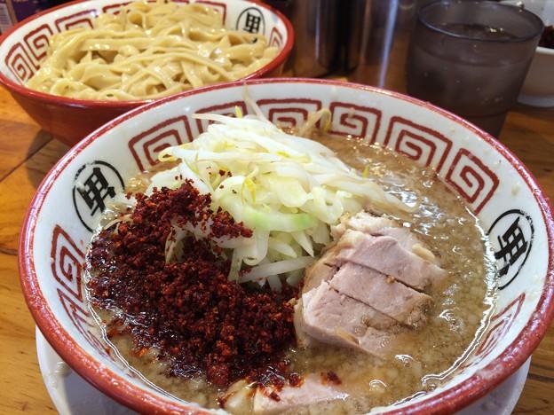 140502 バリ男 つけ麺