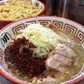 写真: 140502 バリ男 つけ麺