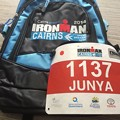 写真: 140606 Ironman Bag & BIB