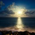 写真: 月之海