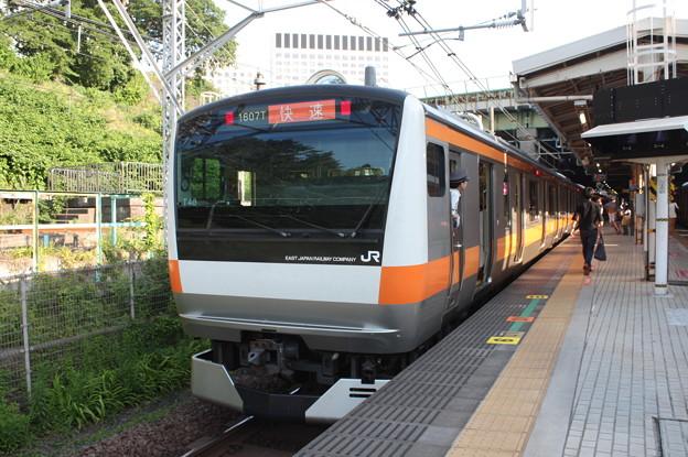 中央線 E233系T40編成