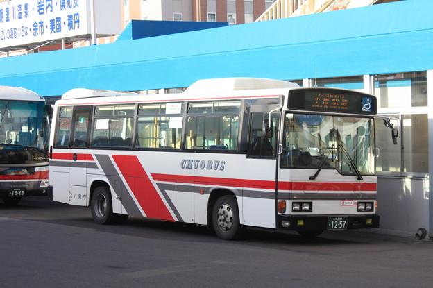 北海道中央バス 1257号車