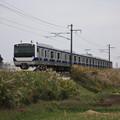 Photos: 試9322M E531系3000番台K551編成 性能確認試運転 (5)