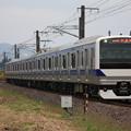 試9323M E531系3000番台K551編成 性能確認試運転 (7)