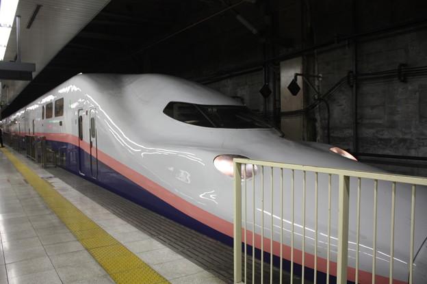 上越新幹線 E4系P9編成 新塗装