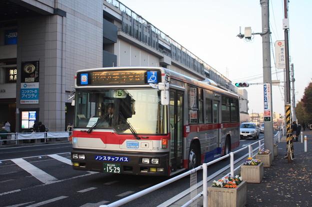 東急バス NI515号車