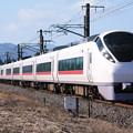 E657系K8編成「前面強化」 1007M 特急ひたち7号 いわき行
