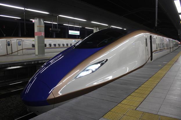 北陸新幹線 W7系W9編成