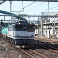 Photos: EF65 2063牽引 貨物列車 (6)