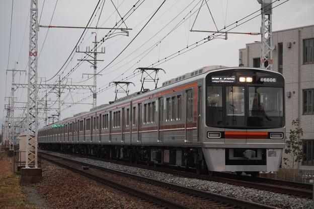 大阪市営地下鉄66系66606F 普通 天下茶屋 行