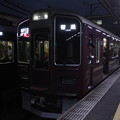 写真: 阪急神戸線 9000系9008F 普通 神戸三宮 行 (1)