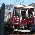 Photos: 阪急神戸線 5000系5008F 普通 高速神戸 行