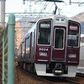 阪急神戸線 9000系9004F 通勤特急 高速神戸 行