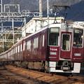 阪急神戸線 7000系7008F 普通 阪急梅田 行