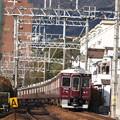 阪急神戸線 7000系7019F 普通 西宮北口 行