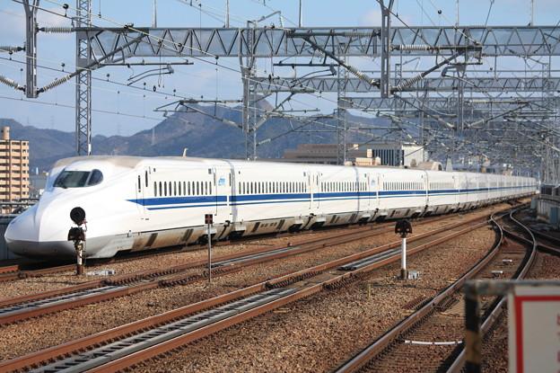 山陽新幹線 N700系2000番台X64編成