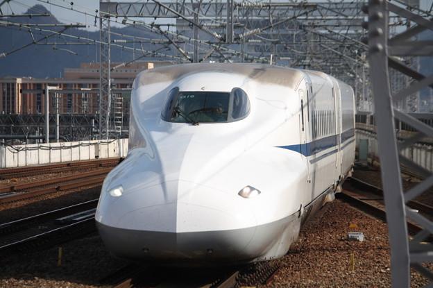 山陽新幹線 N700系1000番台(N700A)G16編成