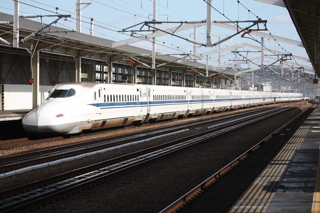 山陽新幹線 N700系2000番台X79編成