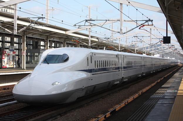 山陽新幹線 N700系1000番台(N700A)G38編成