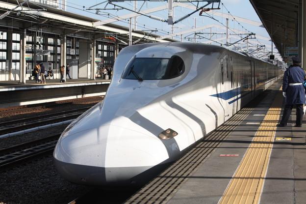 山陽新幹線 N700系2000番台X15編成