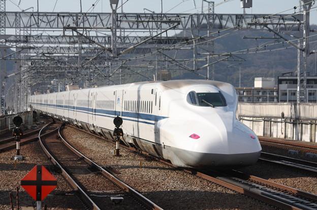 山陽新幹線 N700系2000番台X59編成