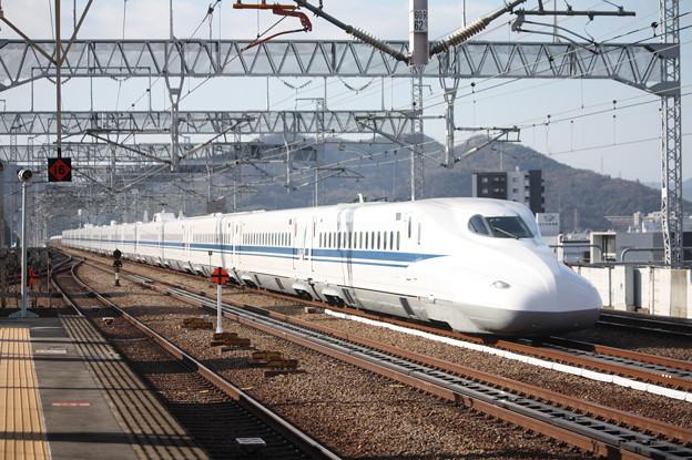 山陽新幹線 N700系4000番台(N700A)F6編成