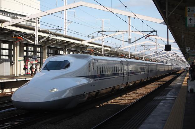 山陽新幹線 N700系1000番台(N700A)G17編成