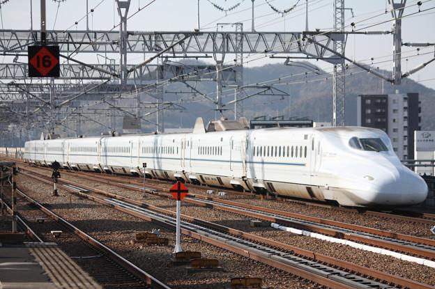 山陽新幹線 N700系7000番台S3編成