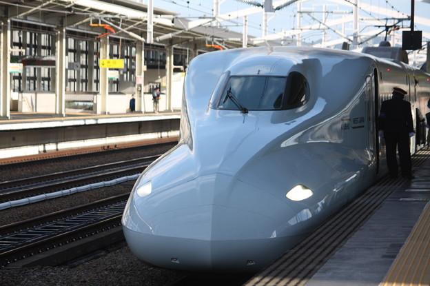山陽新幹線 N700系7000番台 (1)