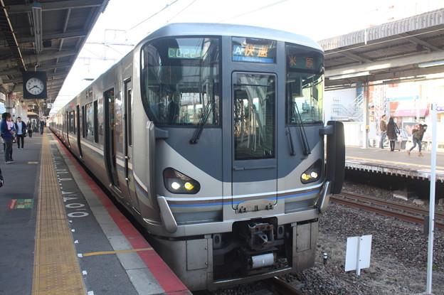 JR神戸線 225系I1編成