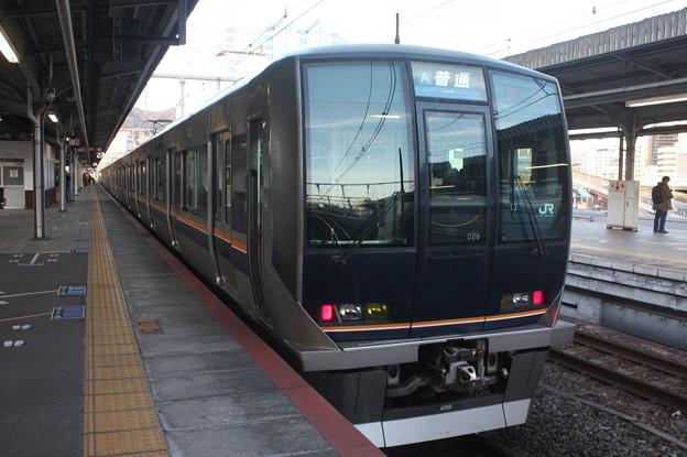 JR神戸線 321系D26編成