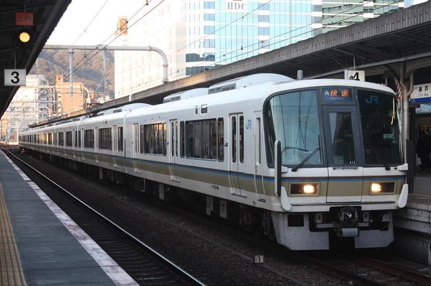 JR神戸線 221系A16編成
