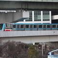 ニュートラム南港ポートタウン線 100A系101-22F