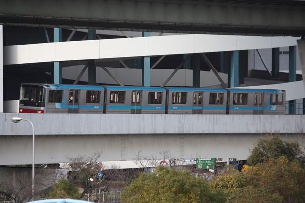 ニュートラム南港ポートタウン線 100A系101-20F (1)