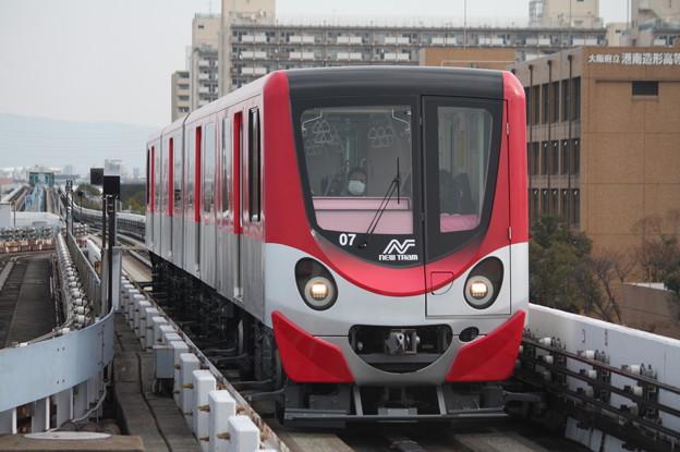 ニュートラム南港ポートタウン線 200系201-07F