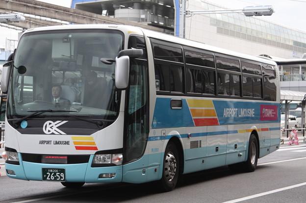 大阪空港交通 大阪200か2659