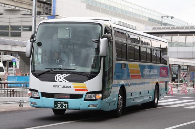 大阪空港交通 大阪200か3027