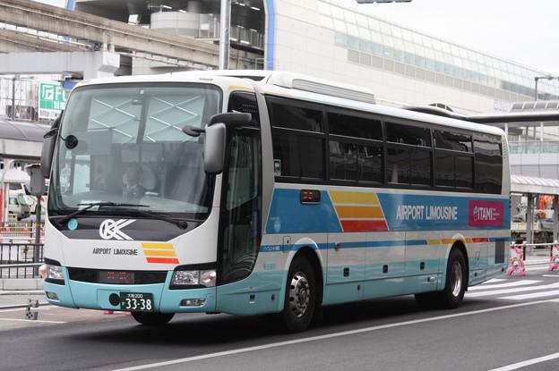 大阪空港交通 大阪200か3338