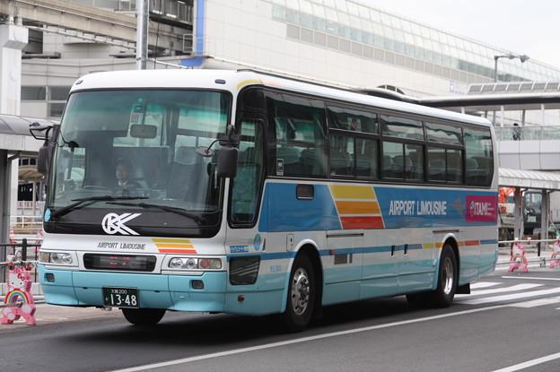 大阪空港交通 大阪200か1348