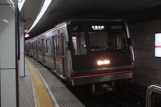 大阪市営地下鉄御堂筋線 21系21605F
