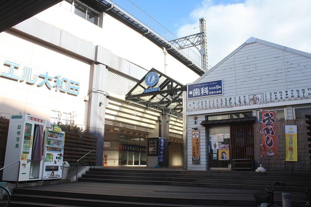 Photos: 大和田駅周辺散策 20180102_03