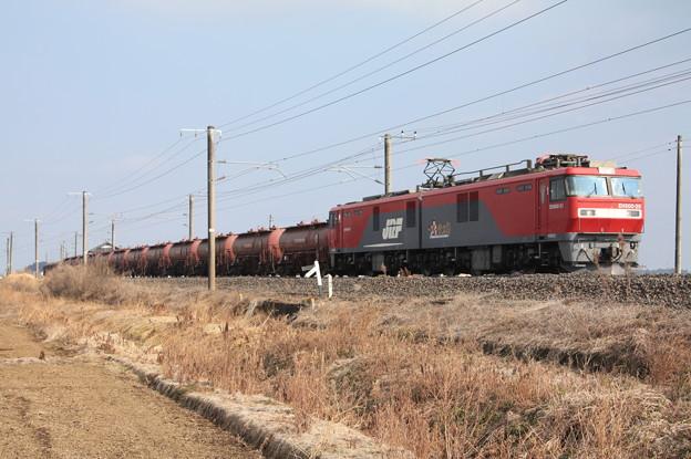 安中貨物 5094レ EH500-28+タキ+トキ+トキ(カバー無) (6)