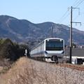 水戸線 E531系3000番台K556編成 735M 普通 水戸 行 (2)