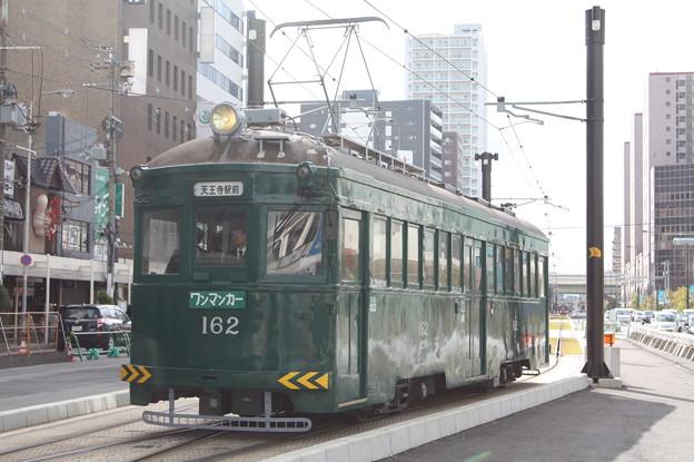 阪堺電気軌道 モ161形162