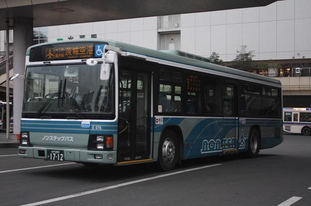 関鉄グリーンバス G076 茨城空港 行