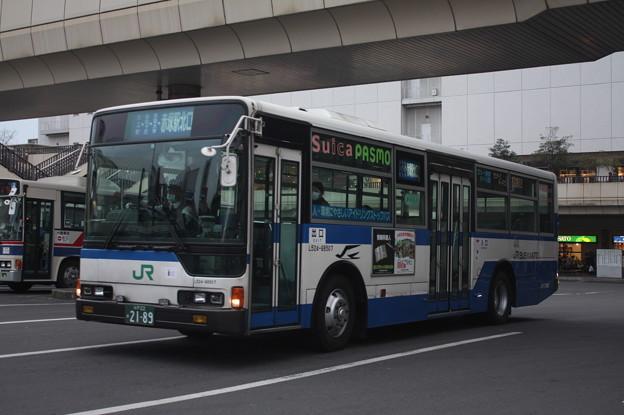 JRバス関東 L524-98507 赤塚駅北口 行