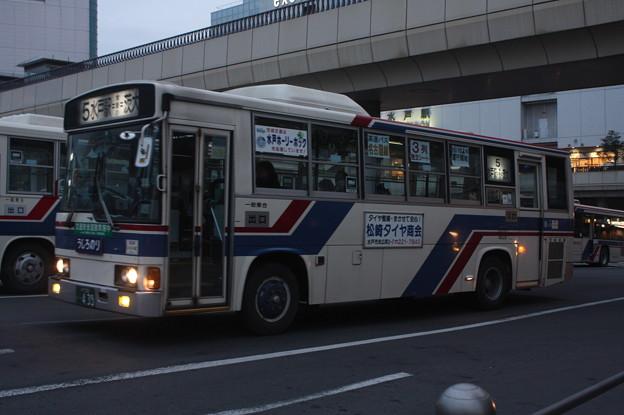 茨城交通 水戸200か439